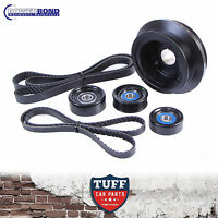 VE Holden Commodore V8 L98 LS2 6L HSV 25% Underdrive Balancer & Pulley Kit 06-10