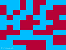 MARIO STRACK  - Coloursplit limitiert Grafik Original signiert Druck art Bilder