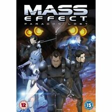 MASS EFFECT PARAGON LOST - DVD - REGION 2 UK