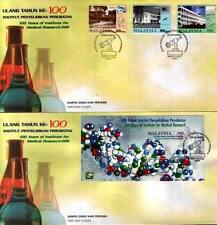 2000 MALAYSIA FDC - INSTITUTE OF MEDICAL RESEARCH
