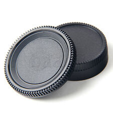 Rear Lens + Camera body Cover cap for NIKON D3100 D3000 D5000 D5100 D7000 MA