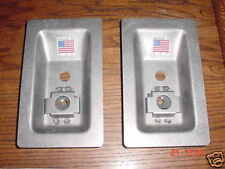 1961 to 1964 Pontiac Full Size Trunk Mounts, New Repro!