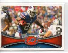 2012 TOPPS FOOTBALL BUFFALO BILLS 13 CARD TEAM LOT