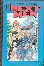 Rare Dark Horse Next Men Book One limited edition HC