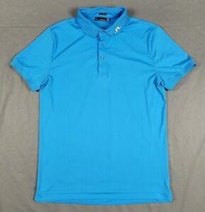 XL J.Lindeberg Regular Fit Short Sleeve Mens Polo Shirt
