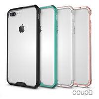 "AirClear Case iPhone 8/7 Plus (5,5"") Rückschale Bumper Rahmen Schutz Hülle Folie"