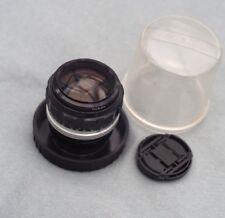 Nikon Nikkor-H Auto 85mm F/1.8 Portrait Lens