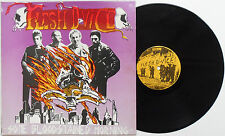Flesh d-vice-some Blood stained Morning LP fdv subdominants New zealand punk