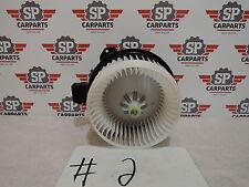Acura TSX 2009 2010 2011 2012 2013 OEM a/c & heater blower motor fan