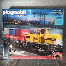 Tren de Playmobil 5258.