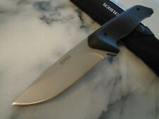 Gerber Moment Full Tang Fixed Blade Hunter Bowie Skinner Knife 5Cr15 31002197