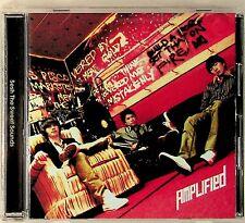 AMPLIFIED - Sesh The Sweet Sounds CD (JAPAN +OBI 2007) Rock DFCP 45