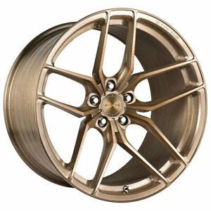 """20"""" STANCE SF03 BRONZE FORGED CONCAVE WHEELS RIMS FITS CHEVROLET CAMARO"""