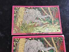 puzzle N°1 du chèque  TINTIN  + pochette