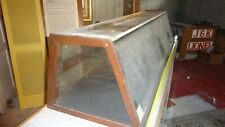 "Antique Store counter top show case-  Great shape- Vintage 1920s  6'3""long"
