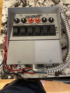 Reliance ProTran 31406B Manual Transfer Switch