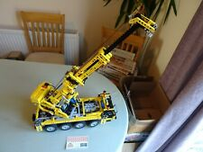 LEGO 8421 Mobile Crane model & stickers, no box or instructions