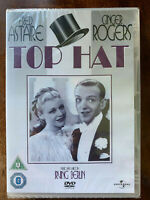 Cappello a Cilindro DVD 1935 Hollywood Musical Classic W/ Fred Astaire Zenzero
