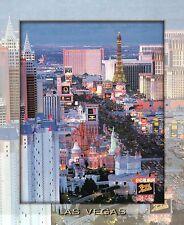 Las Vegas Strip, Nevada, Hotels & Casinos, Excalibur New York NY etc. - Postcard