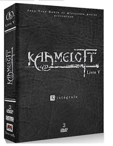 Kaamelott : Livre V - Coffret 4 DVD - NEUF - VERSION FRANÇAISE