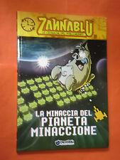 ZANNABLU/DENTIBLU- PRESENTA- minaccia del pianeta-   (TIPO RATMAN)- nuovo