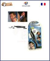 tondeuse de précision poils, nez, oreille, barbe Micro Touch avec lumière