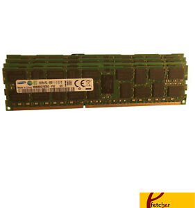 64GB (16GB x 4)  DDR3 1600 Memory For HP Compaq Workstation Z620, Z820