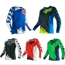 NEW FOX Mens 180 Race Dirt Jersey ATV MX Off-Road Motocross DH MTB Bike Tops