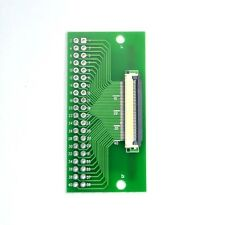 FFC FPC 40 Pin 0.5mm pitch to DIP 40 Pin 2.54mm Converter PCB Board Adapter Test