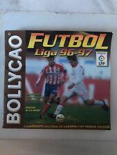 Album Plancha Bollycao de la Liga España temporada 96/97 Casi Completo