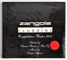 Various Zangola Clubbing Compilation Winter 2011 CD SEALED SIGILLATO