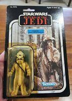 Star Wars - Return Of The Jedi (1984) - Logray - 77 back - MOC Vintage