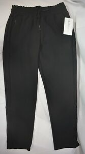 NWT $108 Athleta Size 4 Black Metropolis Straight Leg Pant in Primatwill #532832