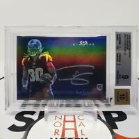 2015 Topps Diamond Todd Gurley Auto Rookie 8/10 RC #TG-1 BGS 9/10 MINT