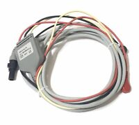Welch Allyn 008-0880-00 ECG Cable With 3 Leadwire