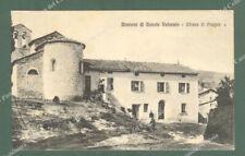Emilia Romagna. CASOLA VAL SENIO, Bologna. Chiesa di Prugno. Cartolina viaggiata