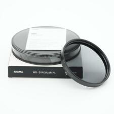 Sigma Circular Polarizing 95mm WR Coated Filter