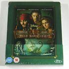 Pirates+of+the+Caribbean+Dead+Man%27s+Chest+Blu-ray+Steelbook+UK+Zavvi+Ultra+Rare