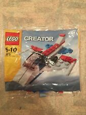 BNSIP Lego Creator : Jet Plane Aircraft Polybag Set 7873