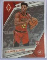De'Andre Hunter -Phoenix- rookie 2019-20 Panini Chronicles 🏀 Atlanta Hawks