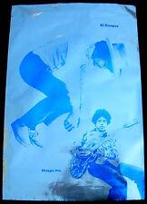 KOOPER SESSION Super Session Vol II 1969 US ORG Promo POSTER Shuggie Otis AL