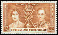 Scott # 122 - 1935 - ' Queen Elizabeth and King George VI '