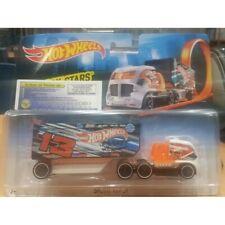 Hot Wheels Track Stars Speed Fleet Truck New