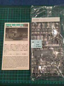 1/72 Scale Hasegawa Starter Truck Toyota GB Model Kit (MT17) No Box