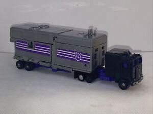 Transformers G1 1985 MENASOR figure leader motormaster AJ