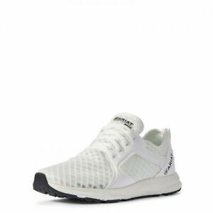 ARIAT Ladies Fuse H20 Shoes, White - UK 7