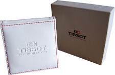 Authentic Tissot Leather Magnetic Travel Mirror