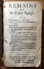Leather Original Pre-1700 Antiquarian & Collectable Books