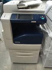 Farbkopierer Xerox Workcentre 7120 mit Faxkarte/Netzwerk/Duplex/ADF/Scanner