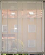 Scheibengardinen Breite 60 cm x Höhe 76 cm -  neu  - modern - Gardine - Paneel